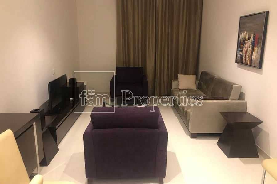 Fully Furnished | Ready | Partial canal view