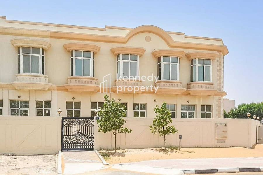 Independent Villa   Spacious Layout   Maids Room