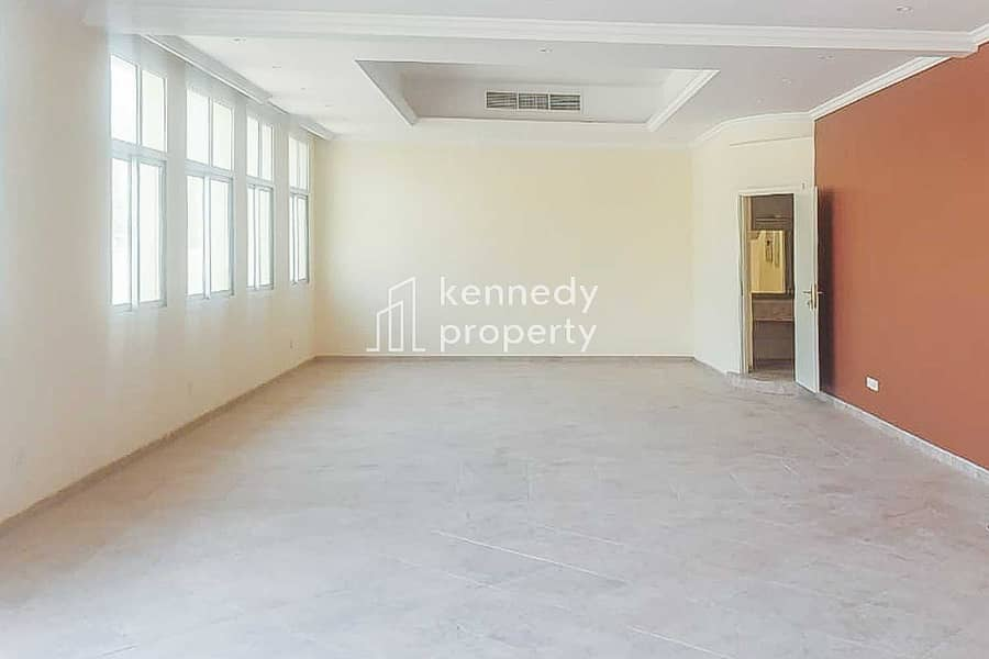 2 Independent Villa   Spacious Layout   Maids Room