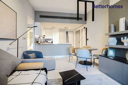 1 Bedroom Apartment for Rent in Business Bay, Dubai - Fully Furnished | One Payment | Plus Study Room