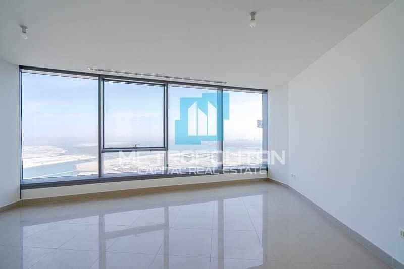 Wonderful Sea View  High Floor   Prestigious Tower