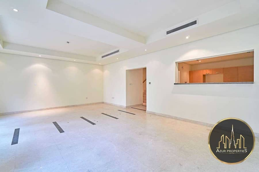 3 Beds + Maids | Vacant | Type B | Quortaj Style
