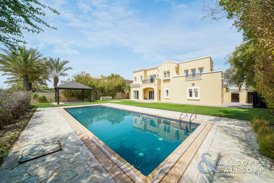 2 Exclusive | Full Golf View | 6 Beds | Type 4