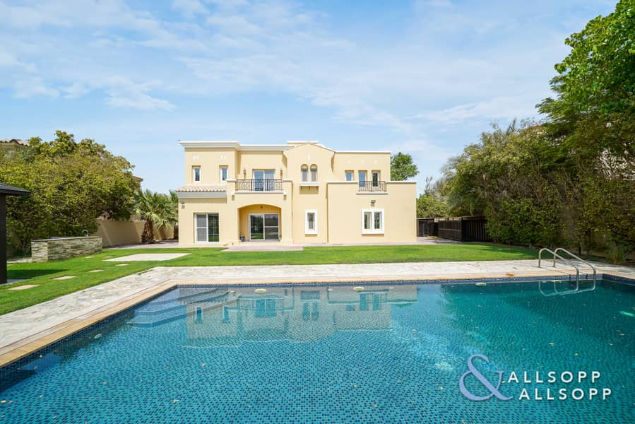 Exclusive | Full Golf View | 6 Beds | Type 4