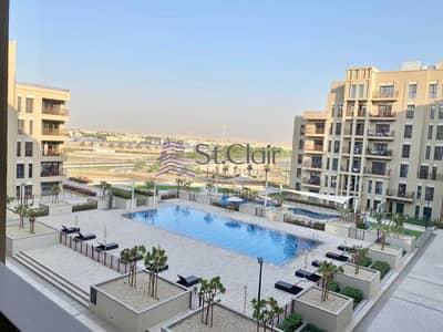 فلیٹ 1 غرفة نوم للبيع في تاون سكوير، دبي - Pool View | Best Buy Large 1 Bedroom in Zahra