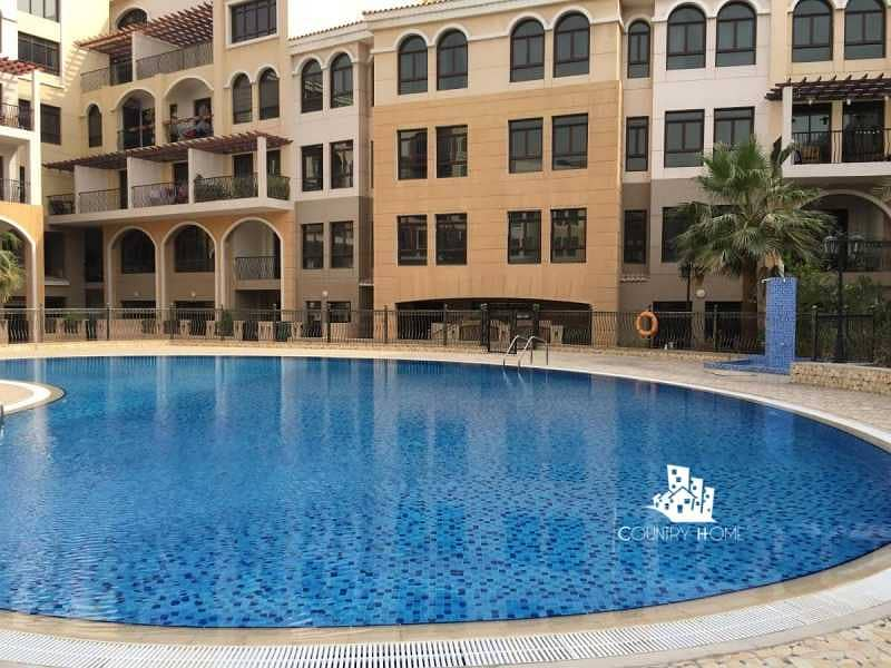 12 Without Balcony  2BR Semi Furnished  Ready to Move