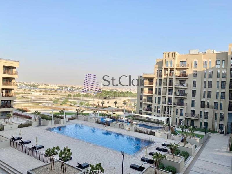 11 Pool View | Best Buy Large 1 Bedroom in Zahra
