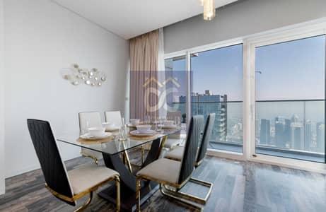 3 Bedroom Apartment for Rent in Dubai Marina, Dubai - Luxurious 3-Bedroom FENDI Apartment in Damac Heights