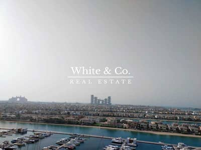 3 Bedroom Apartment for Rent in Palm Jumeirah, Dubai - VACANT NOW/ Atlantis views/ Unfurnished