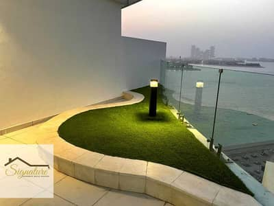 4 Bedroom Penthouse for Sale in Palm Jumeirah, Dubai - LUXURY SEA VIEW PENTHOUSE