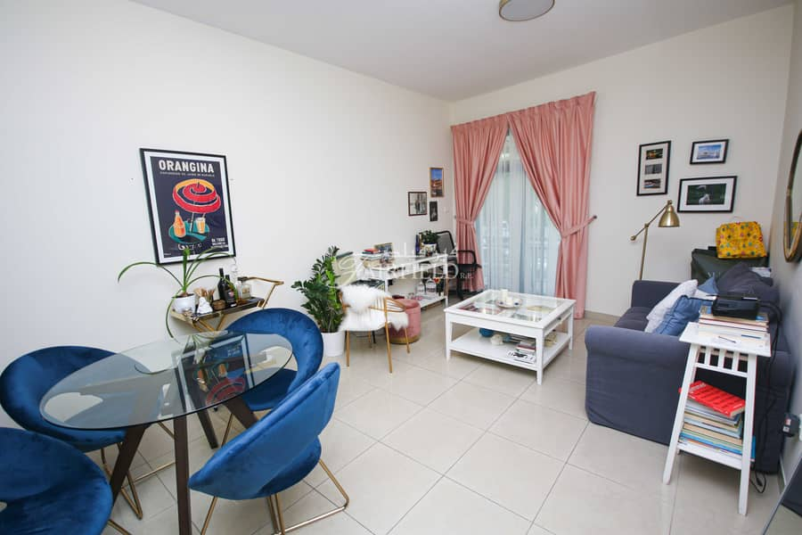 2 Cozy 1 Br Apt available from 1st Sept