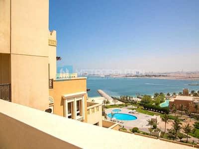 3 Bedroom Penthouse for Sale in Al Marjan Island, Ras Al Khaimah - Sea and Beach View I Penthouse I Unfurnished