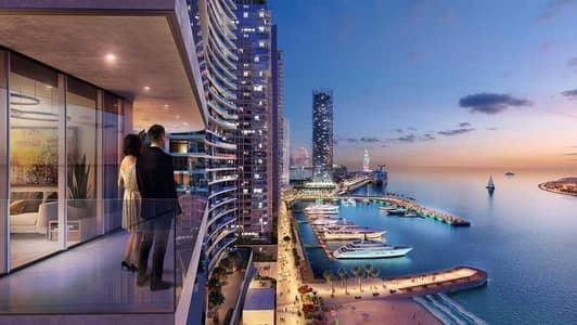 فلیٹ 1 غرفة نوم للبيع في دبي هاربور، دبي - شقة في إعمار الواجهة المائية دبي هاربور 1 غرف 1900000 درهم - 5357875