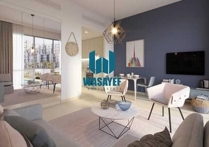 شقة 1 غرفة نوم للبيع في تاون سكوير، دبي - Reay | 4% DLD Waver | low service charge | best rate