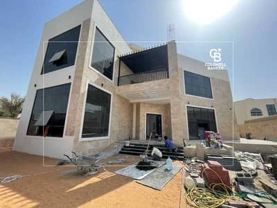 5 Bedroom Villa for Rent in Al Barsha, Dubai - Brand New 5 bedroom Villa with swimming Pool and Garden