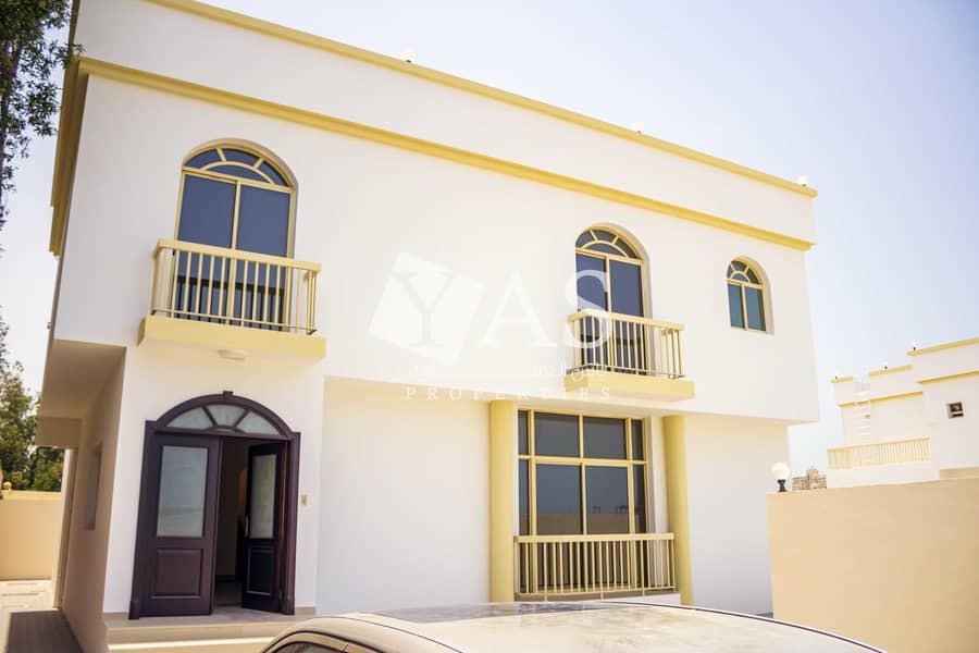 Brand new   4 bed + Maids   Compound villa