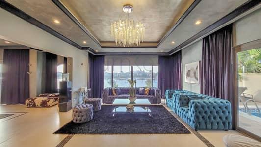 فیلا 4 غرف نوم للايجار في نخلة جميرا، دبي - Upgraded Furnished 4 Bed Villa I VACANT SOON