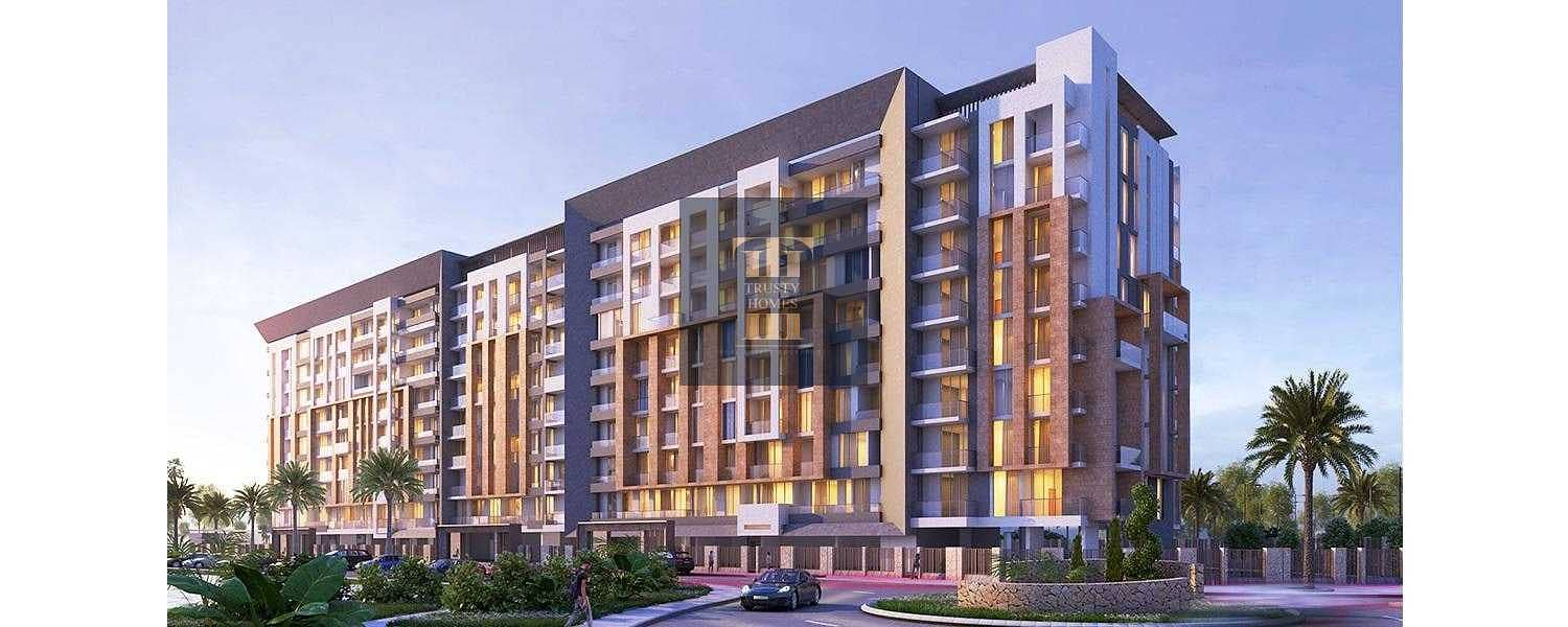 Own your new apartment and pay 30% in easy installments