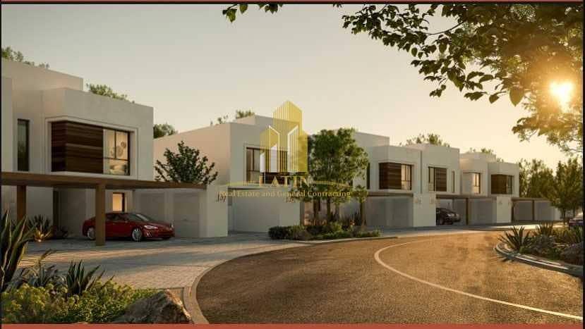 2 For sale | Noya Viva | Villa of 2 Bedrooms + Maid's In Yas Island | Luxurious area ! | Under process