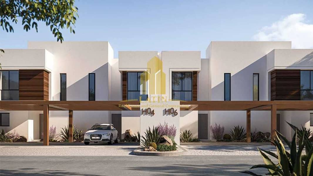 For sale  Noya Viva   Villa 4 Bedrooms + Maid's with In Yas Island   Luxurious area ! Buy Multiple for special price!