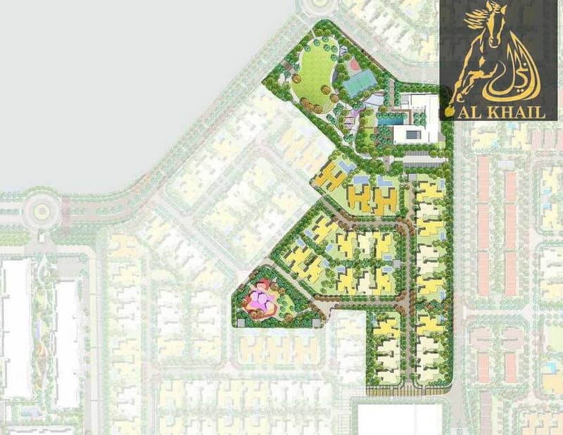 2 Amazing Opportunity | No Commission | Stunning Villa Plots Freehold in Al Zahia