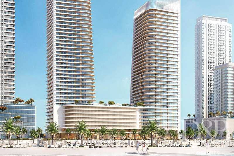 Resale    Luxury Unit by Elie Saab   Beachfront