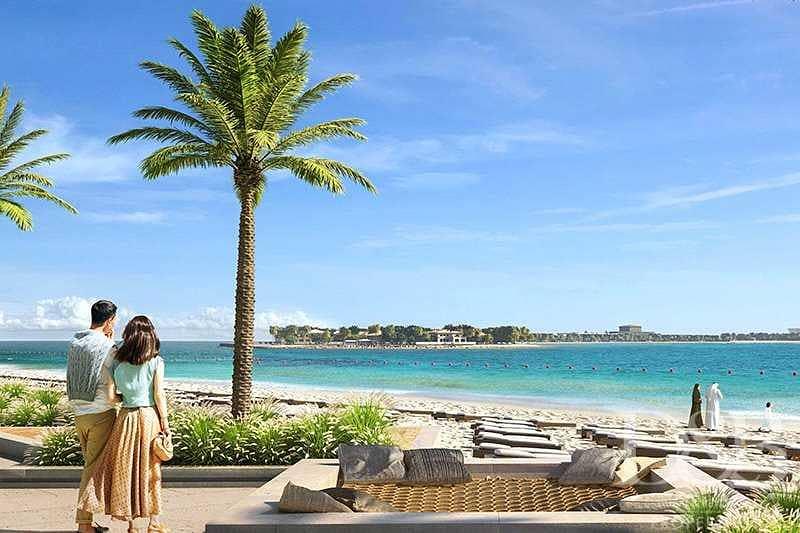 14 Resale    Luxury Unit by Elie Saab   Beachfront