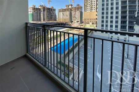 فلیٹ 1 غرفة نوم للايجار في دبي هيلز استيت، دبي - Brand new | Chiller Free | High Floor