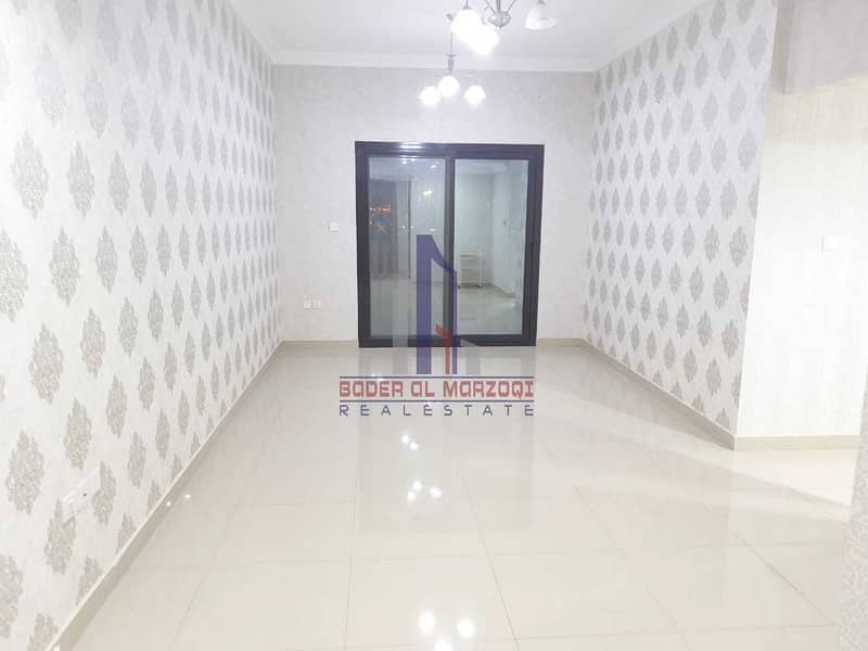 2 Months Free | 2 BHK Rent With Parking 35K With 7Cheques Close To S116 , E311 Opposite Al Zahia Mall