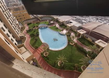 1 Bedroom Flat for Rent in Dubai Silicon Oasis, Dubai - 34K + 4 CHQS + AC FREE + 1 BHK