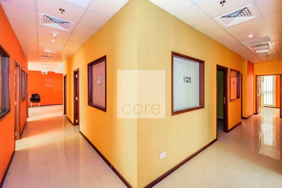 Low Floor | Fitted and Partitioned | Vacant