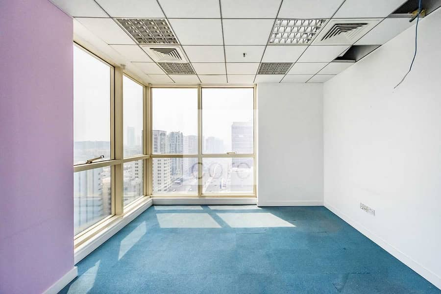 High Floor | Fitted and Partitioned | Huge