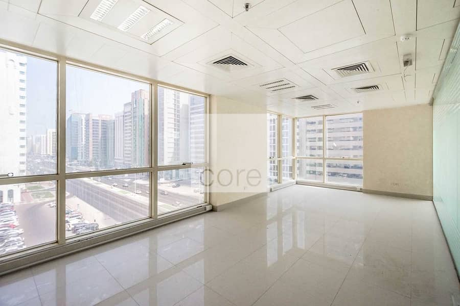 15 Low Floor | Fitted and Partitioned | Vacant