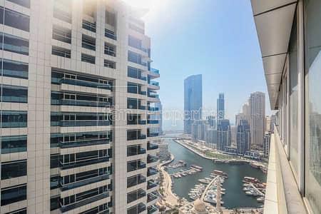 فلیٹ 1 غرفة نوم للبيع في دبي مارينا، دبي - Fully Furnished | Marina View | Upgraded