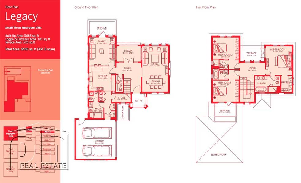 14 Corner Plot|Single Row|District 5