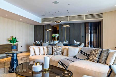 3 Bedroom Apartment for Rent in Palm Jumeirah, Dubai - 2 Large Balconies | Large Size | Jacuzzi