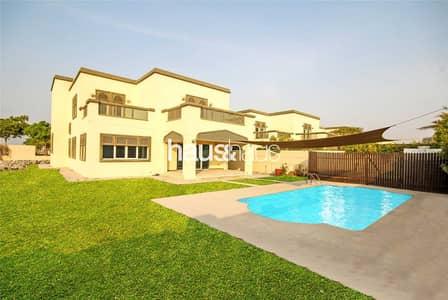 فیلا 4 غرف نوم للايجار في جميرا بارك، دبي - Available now   Great location   Amazing landlord