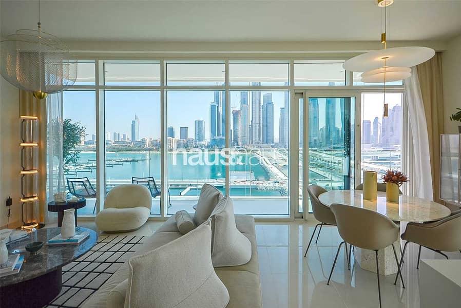 15 Hot Corner unit | Beach view / Partial Marina view