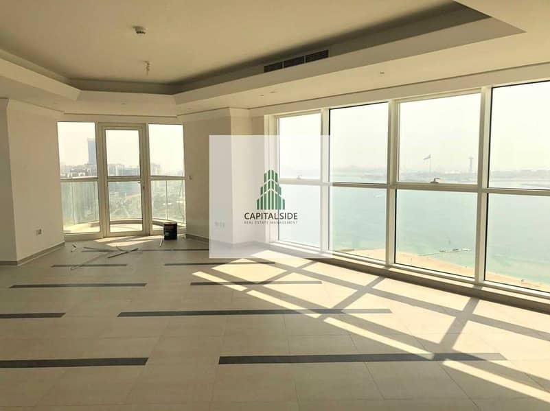 Spacious 5 Bedroom in Corniche - Flexible Payments - Sea View