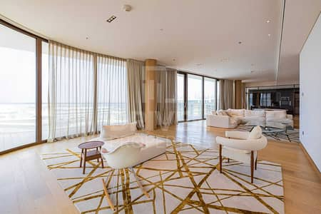 4 Bedroom Penthouse for Sale in Jumeirah, Dubai - Corner and High Floor | Luxurious Living