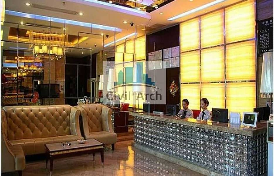 7 GOLDEN OFFER-105 rooms 3*HOTEL+5 NIGHT CLUBS+BAR+2 RESTAIRANTS+SPA