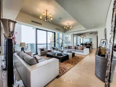 4 Bedroom Penthouse for Sale in Downtown Dubai, Dubai - 4B/R Penthouse   Burj and Fountain Views   High-End Environment