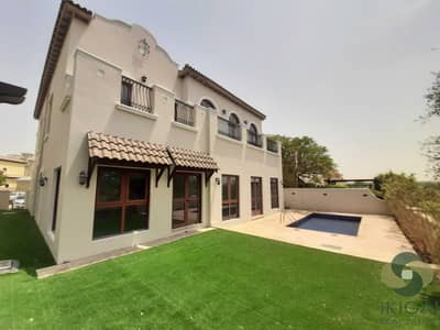 4 Bedroom Villa for Sale in Jumeirah Golf Estates, Dubai - Full Golf Course View I Luxury finishing I Vacant Now!