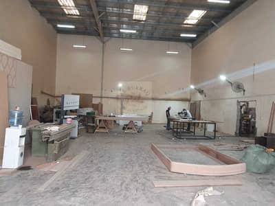 Factory for Rent in Muwailih Commercial, Sharjah - READY WORKING FACTORY FOR LEASE AND SALE OF ITEMS