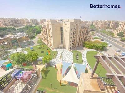 فلیٹ 3 غرف نوم للايجار في رمرام، دبي - Corner Unit | Spacious | High Floor | Vacant