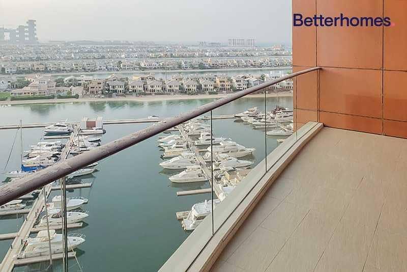 3 Beds   High Floor   Marina/Atlantis View
