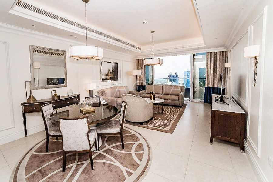 2 Bills Included | Fully Furnished | Sea Views
