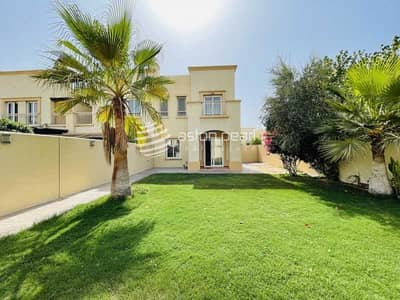 2 Bedroom Villa for Rent in The Springs, Dubai - EXCLUSIVE | Single Row | Type 4E |Price Negotiable