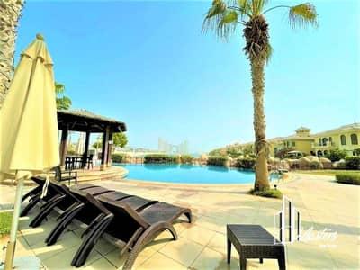 4 Bedroom Villa for Sale in Palm Jumeirah, Dubai - vacant   4BR+ MAID   Sea View   Beach Access