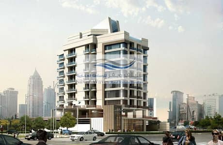 Building for Sale in International City, Dubai - Brand New I Modern Building in Warsan First